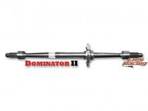YAMAHA Raptor 250 KIT obsahuje osi + komponenty pre montáž RPM DOMINATOR