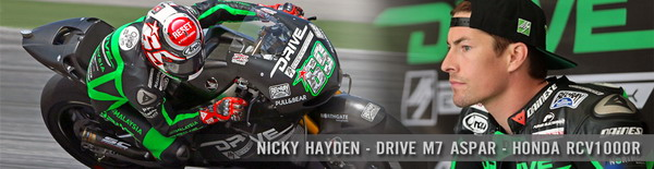 SC PROJECT - Nicky Hayden